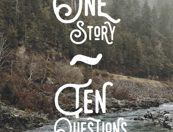 One Story, Ten Questions Growth Group Material