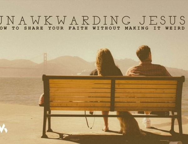 Unawkwarding Jesus Growth Group Booklet