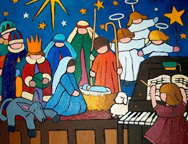 Christmas Pageant sign up!